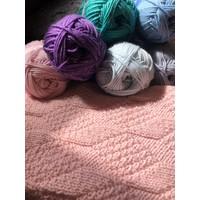 Grandma Birdie's Baby Blanket Kit
