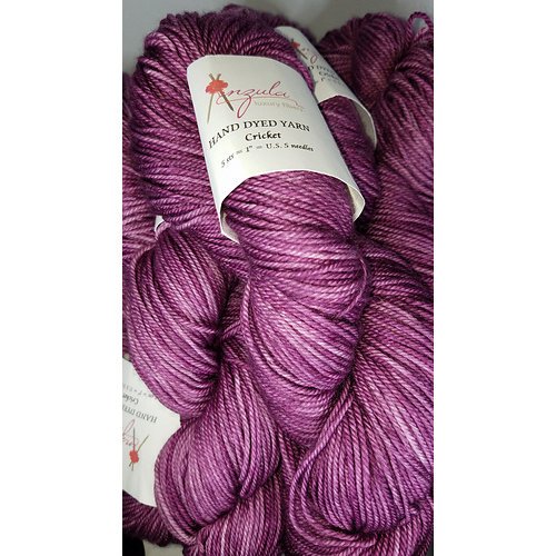 Anzula Cricket DK Purples/Pinks/Reds