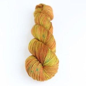 Three Irish Girls Springvale Sock Yellows/Greens/Blues