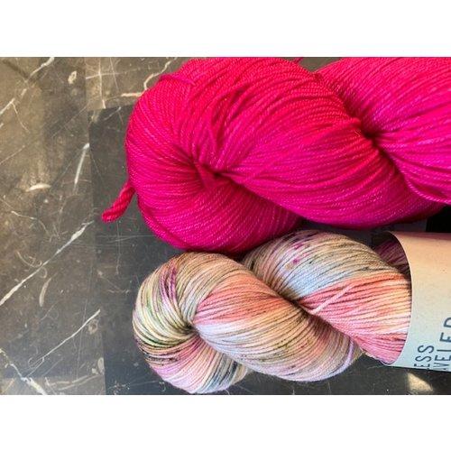 Purls of Wisdom Sipila Sweater Kit