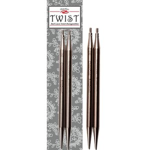 ChiaoGoo Twist SS Lace Interchangeable Needle Tips