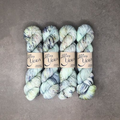 Less Traveled Yarns Less Traveled DK Greens
