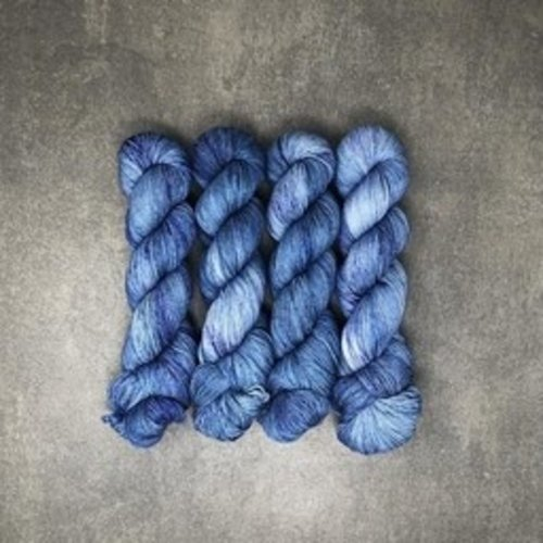 Less Traveled Yarns Less Traveled DK Blues