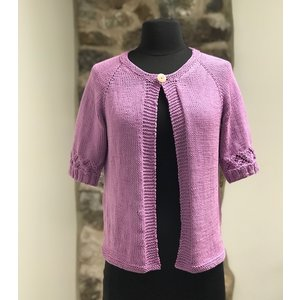 Twinset Cardi Kit- Cotton
