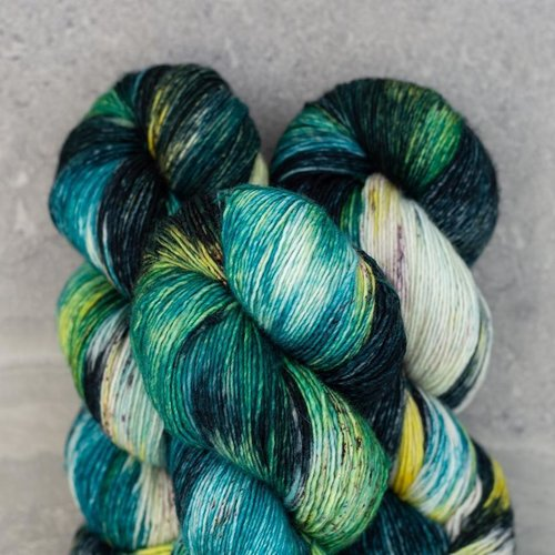 Madelinetosh Tosh Light Twist Greens/Blues