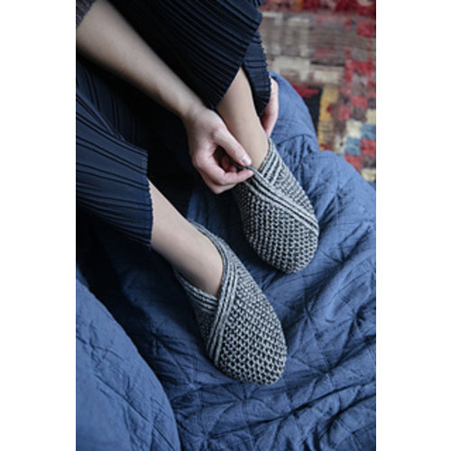Salt & Stone Knits Hestia Slippers Pamphlet