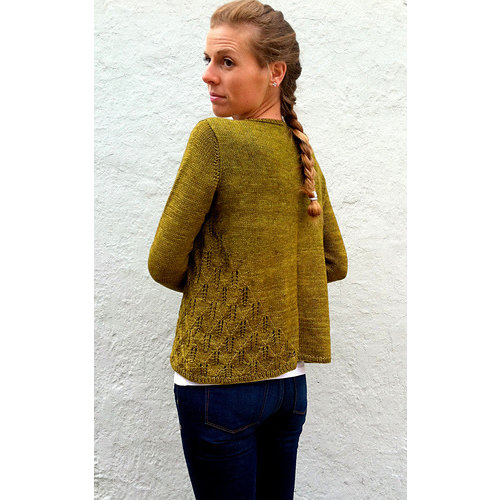 Amy Miller Princess Fiona Sweater Pattern