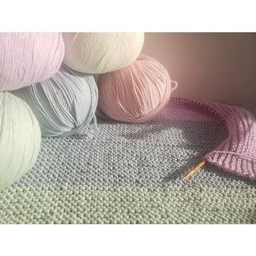 Eco Spring Baby Blanket Kit