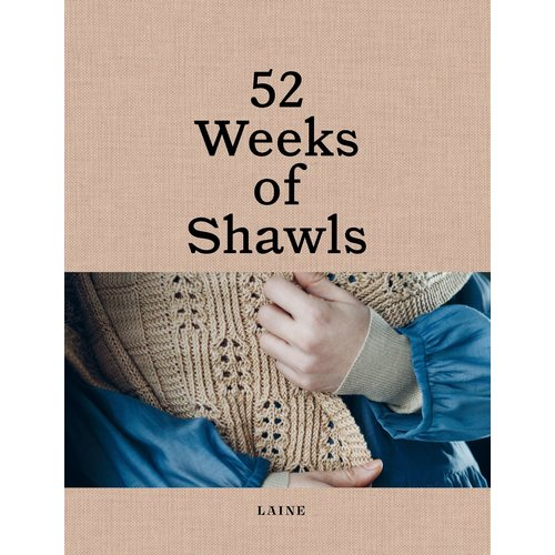 52 Weeks of Shawls