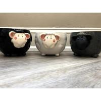 Sheep Yarn Bowl