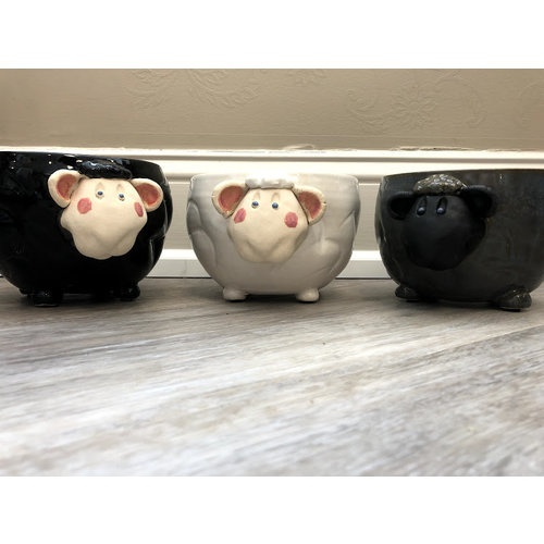 Pawley Studios Sheep Yarn Bowl