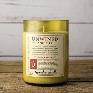 Unwined Candles Unwined Candles Wine Bottle Candle