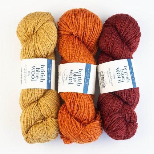 Kremke Soul Wool British Blue Wool