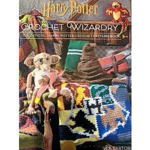 Simon & Schuster Harry Potter Crochet Wizardry