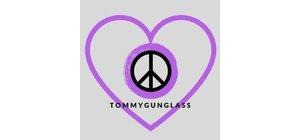 Tommy Gun Glass