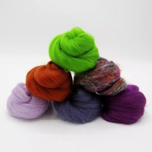 Feather Felts Wool Bundle