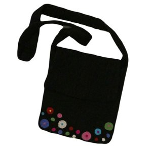 Frabjous Fibers Dot to Dot Bag