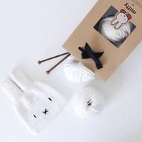 Miffy Baby Hat Kit