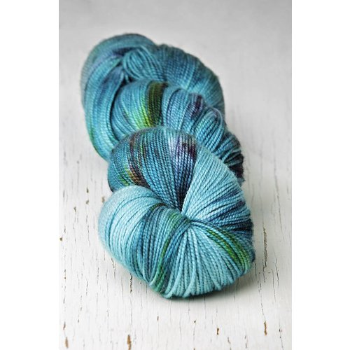 Meadowcroft Dyeworks Rockshelter Sock
