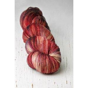 Meadowcroft Dyeworks Rockshelter Sock Reds