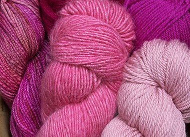 Worsted or Aran