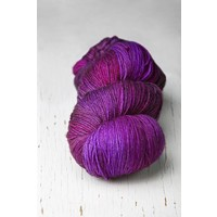 Malabrigo Sock Purples -