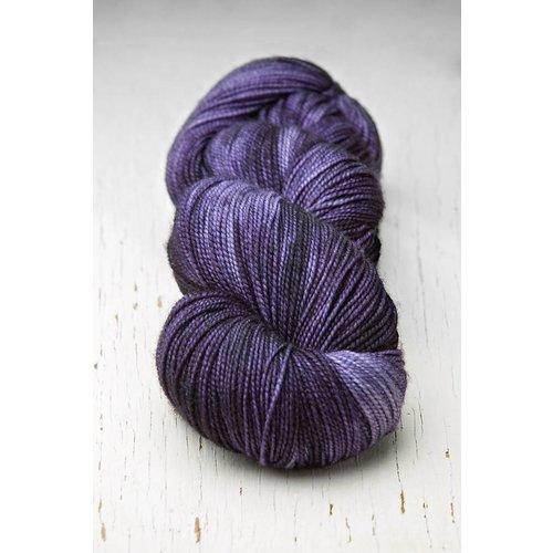 Meadowcroft Dyeworks Rockshelter Sock Purples