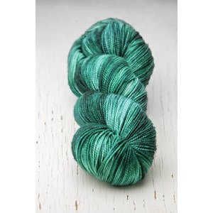 Meadowcroft Dyeworks Rockshelter Sock Blue/Green/Purples (2)