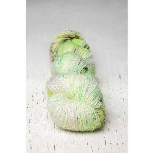 Hedgehog Fibres Hedgehog Twist Sock Natural Multi -