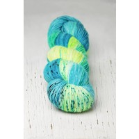 Hedgehog Sock Blue Multi -