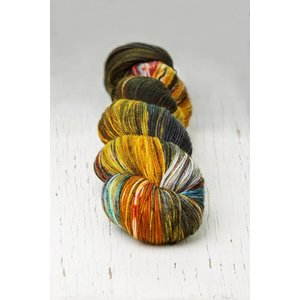Hedgehog Fibres Hedgehog Sock Dark Multi -