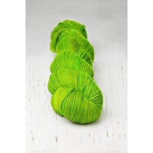 Hedgehog Fibres Hedgehog Sock Greens -