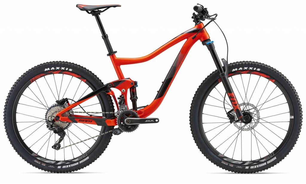 Giant Trance 2 Neon Red/Black 2018