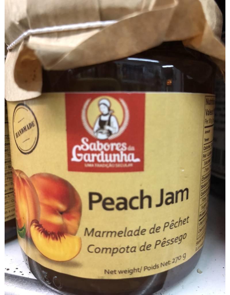 Sabores da Gardunha Peach Jam  270g