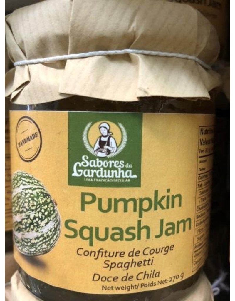 Sabores da Gardunha Pumpkin Squash Jam - 270g