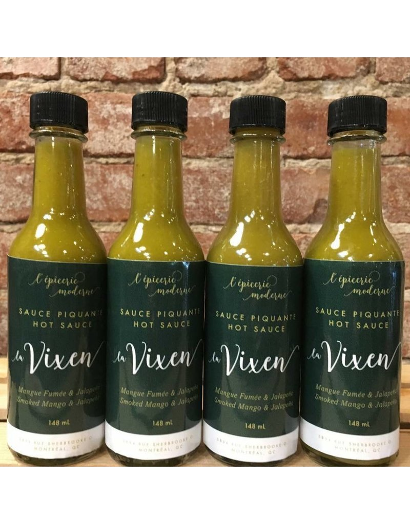 La Vixen Smoked Mango & Jalapeno Hot Sauce- 148ml