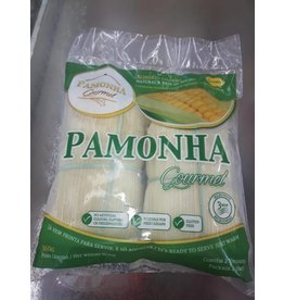 Pamonha Gourmet Savoury Corn cakes (Pamonha) (served in corn Husks)