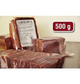 Carne Seca CARNE SECA - (Não cozida) JERKED BEEF / Estilo Brasileiro - 500 g