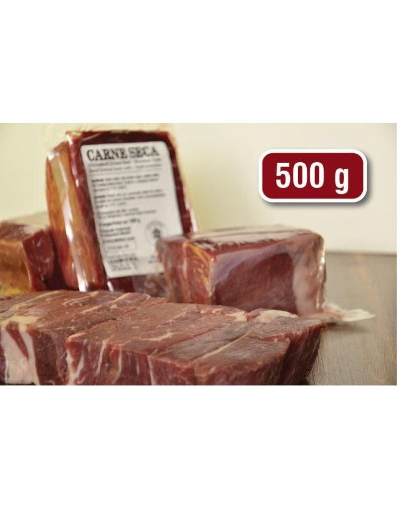 Carne Seca CARNE SECA - (Uncooked) JERKED BEEF / Brazilian Style -  500 g