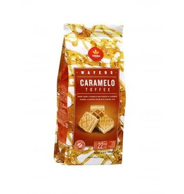 Vieira Toffee Wafers - 125g