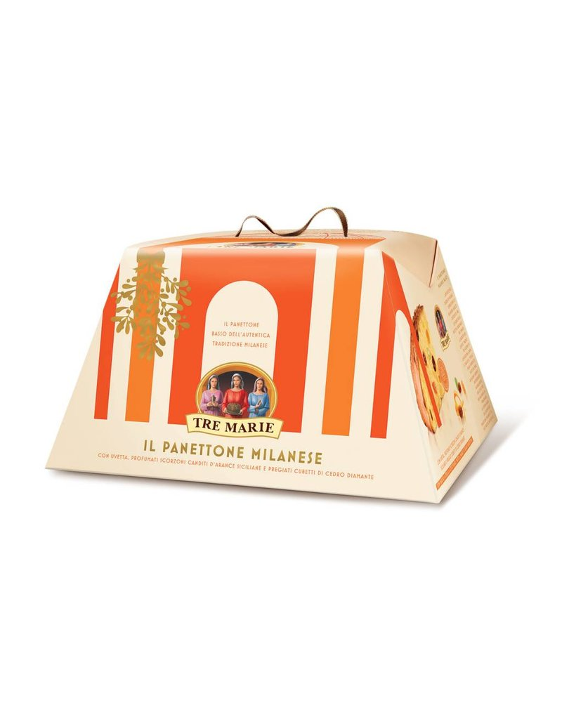 Tre Marie Panettone Milanese - 750g