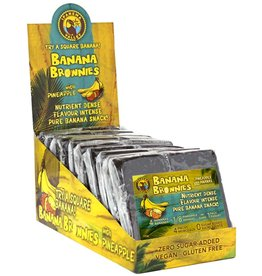 Ipanema Valley Brownies de Banana com Abacaxi - 120g
