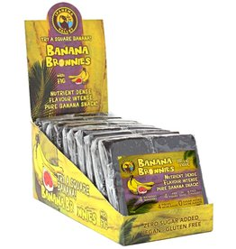 Ipanema Valley Brownies de banana com figo - 120g