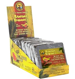 Ipanema Valley Brownies de Banana com Goiaba - 120g