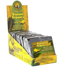 Ipanema Valley Brownies de Banana - 120g