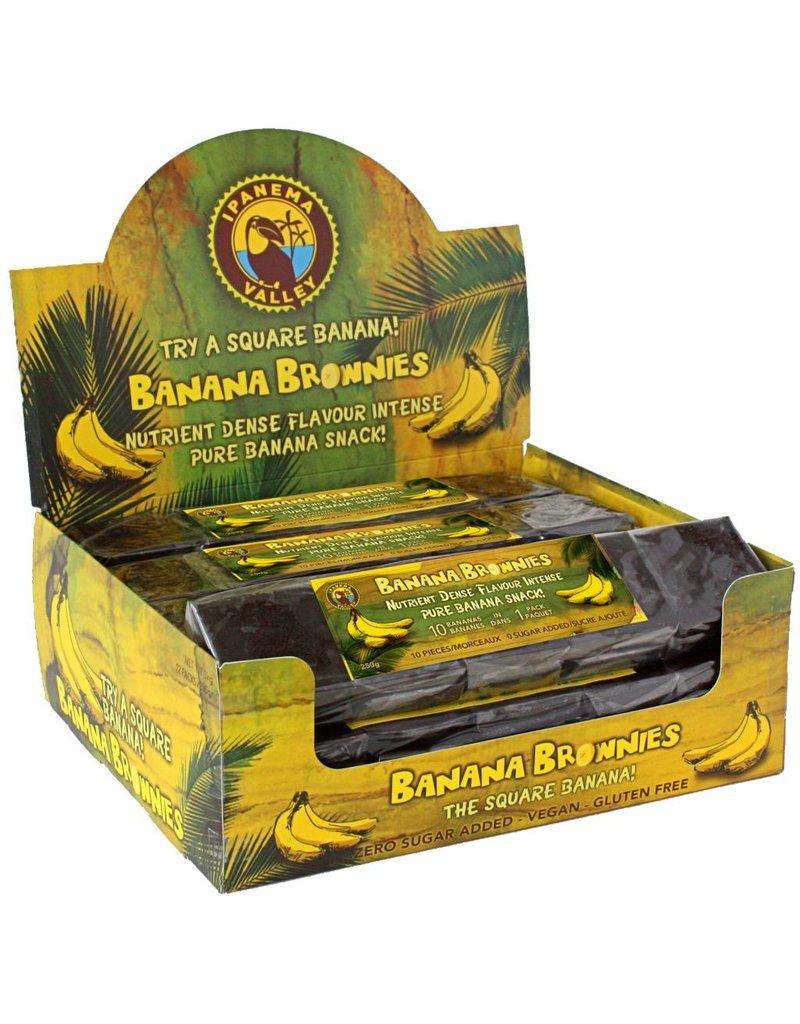 Ipanema Valley Banana Brownies - 250g