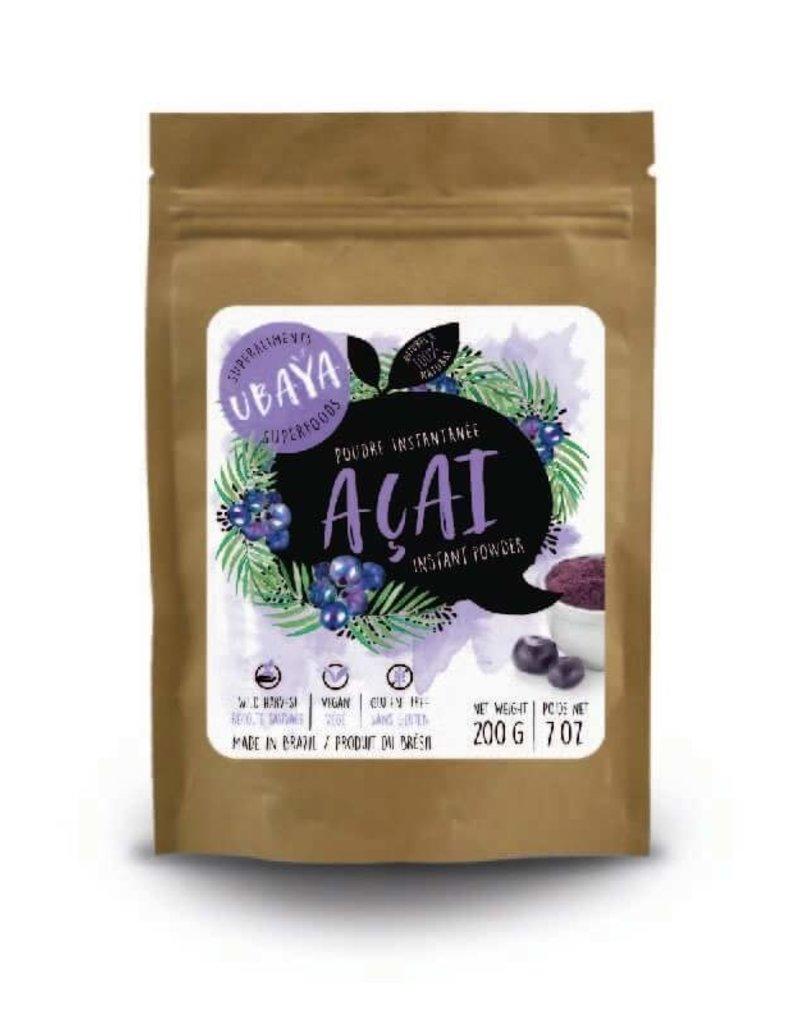 Ubaya Foods Açai Powder - 200g