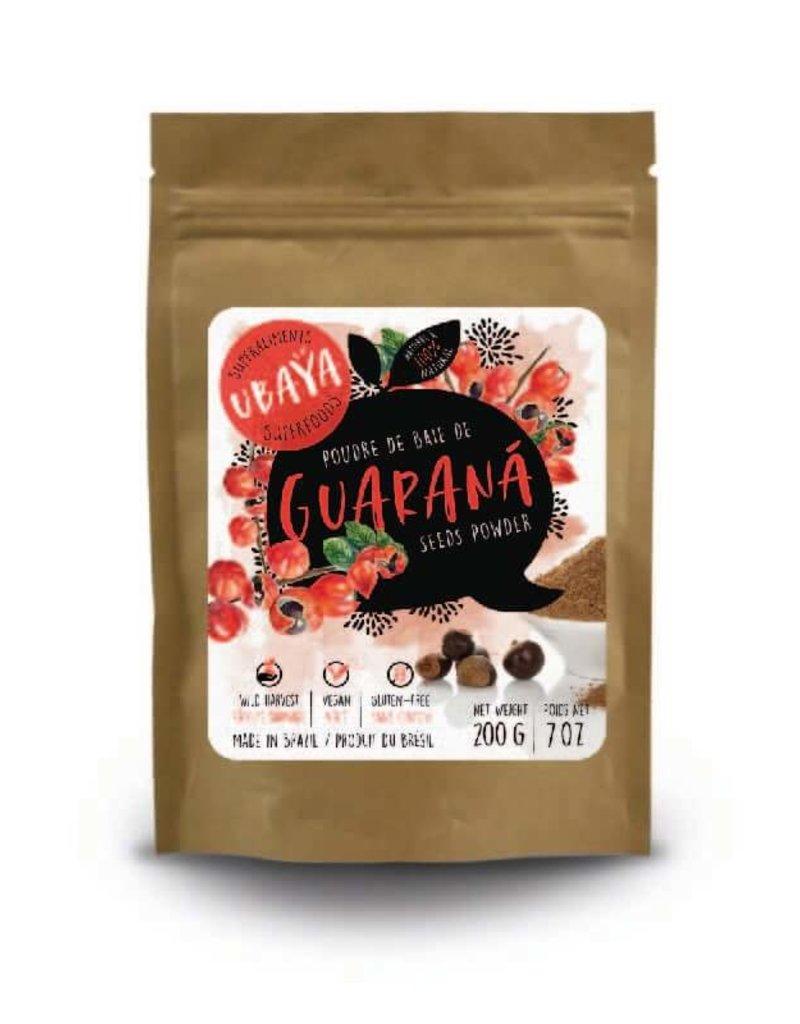 Ubaya Foods Guaraná Powder - 200g