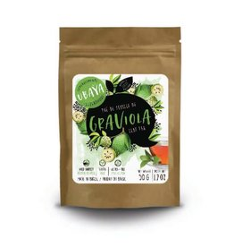 Ubaya Foods Feuilles de thé Graviola - 50g