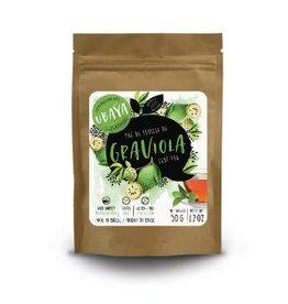 Ubaya Foods Folhas de Chá Graviola - 50g